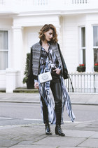 Topshop boots - GIRLS ON FILM jacket - GIRLS ON FILM shirt - new look bag