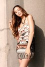 All-saints-dress-all-saints-necklace-forever-21-ring