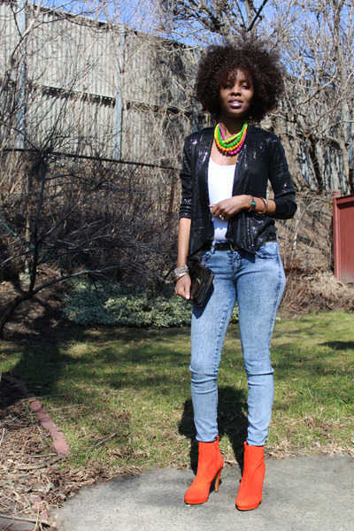 Image result for blazers with hats and ankle boots