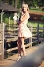Miss-selfridge-dress-river-island-bag-suede-zara-heels