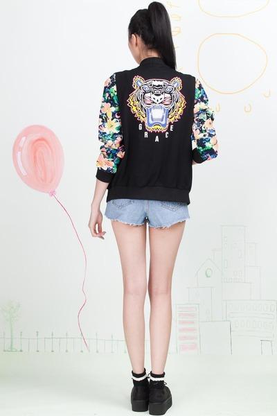 Poppy Lovers jacket