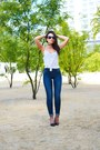 Cubus-jeans-claires-sunglasses-f-f-top-vices-heels