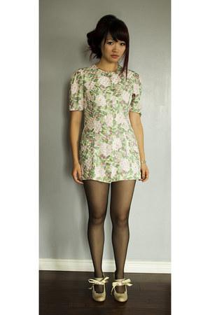 silk mini Maggy London dress