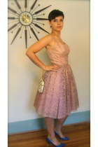 Thrifted Vintage Dresses
