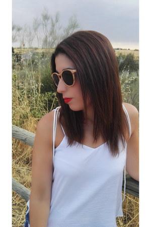 brown Sulubans sunglasses