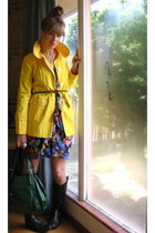 yellow modcloth jacket