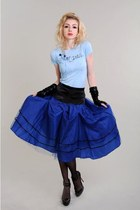 blue tule skirt Pretty Disturbia skirt