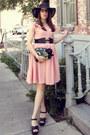 Vintage-necklace-handmade-dress-forever21-hat-museum-gift-shop-purse