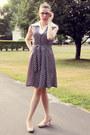 Navy-vintage-dress-neutral-steve-madden-heels
