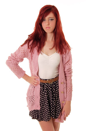 pink cardigan prettysunday cardigan