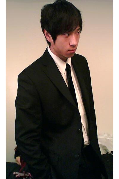 merona suit - Merona Silk tie