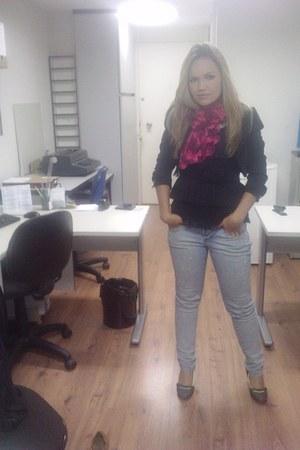 LEI BASICA pants - Marisa blouse