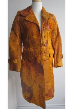 leatherfur Promise To Repeat jacket