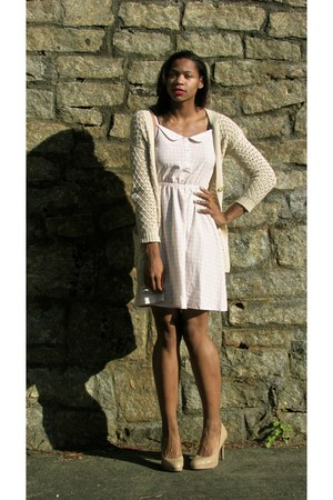 nude Fashion Q cardigan