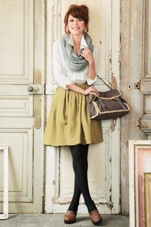 heavy fabric Unknow skirt