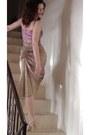 Vintage-cocktail-dress-dress-nude-back-seam-leg-avenue-stockings