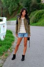 Black-vince-camuto-boots-olive-green-zara-jacket-black-rebecca-minkoff-bag