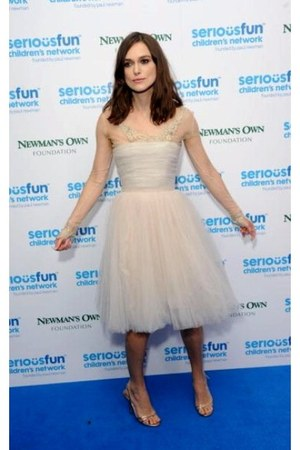 cream tulle Rodarte dress
