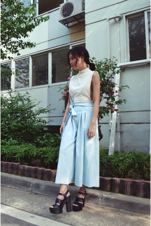bodysuit Fashion Nova bodysuit - palazzo pants Q2HAN pants