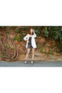 Sequin-shorts-tbdress-shorts-tank-top-q2han-top-black-sandals-zara-sandals