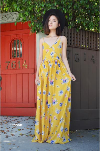 maxi dress Q2HAN dress