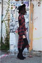 cropped top Q2HAN vest - shirtdress Yoins dress
