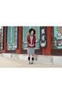 Silver-boots-chicwish-boots-knitted-dress-chicwish-dress-chicwish-hat
