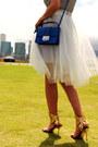 Blue-rebel-jimmy-choo-bag-turquoise-blue-orbis-sunnies-karen-walker-sunglasses