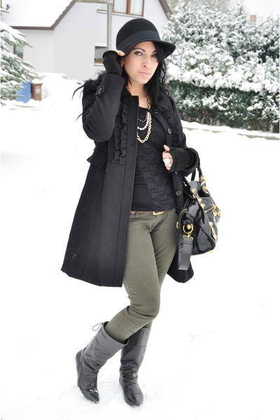 How to Wear Olive Green Forever 21 Pants - Search for Olive Green ...