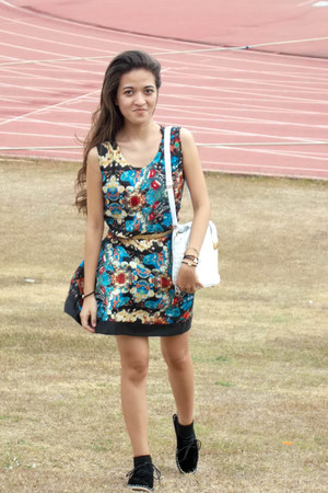 printed dresslily dress