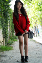 knitted Mart of China sweater