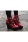 Brick-red-jeffrey-campbell-boots-black-underneath-h-m-dress