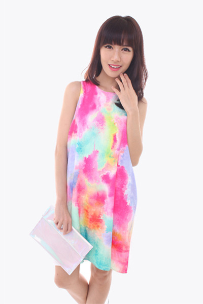 Radpopsicles dress