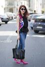 H-m-shoes-blaque-label-blouse