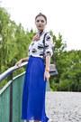 Zara-skirt-meli-melo-bracelet-romwe-necklace