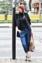 PERSUNMALL shoes - TMART bag - kurtmann panties - Romwecom vest
