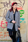 Sugarlips-dress-stradivarius-coat