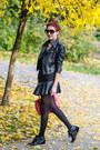 Fiigirl-jacket-aupie-sunglasses-ahaishopping-skirt-romwe-sneakers