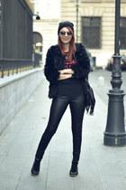 H&M hat - Romwecom jacket - Romwecom sneakers