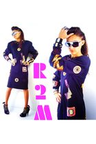 black RETRO2MODVINTAGE dress