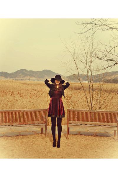 valvet dress dress