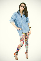 elle girl wwwgopinkponycom leggings