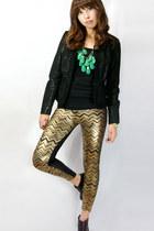 versace ii wwwgopinkponycom leggings