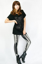 chic leggings wwwgopinkponycom leggings