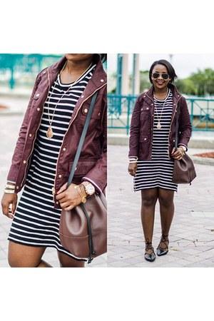 crimson jacket