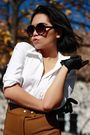 White-my-moms-brown-courtesy-of-american-apparel-black-vintage-leather-glove