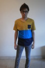 Cheap-monday-jeans-river-island-t-shirt