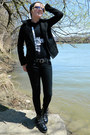 Black-anarchic-boots-black-lovesick-jeans-black-hat-black-ambience-jacket