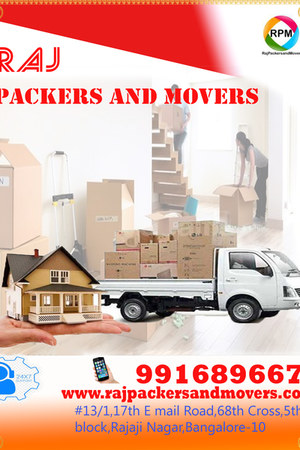 Raj Packers and movers accessories