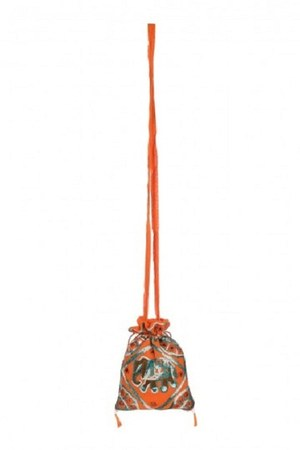carrot orange Rajrang bag